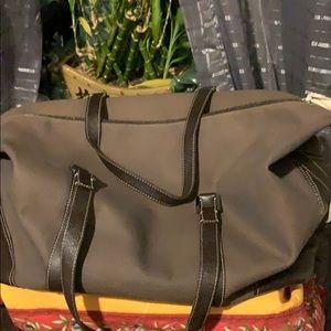 Valentino Caravani Vintage Travel Bag